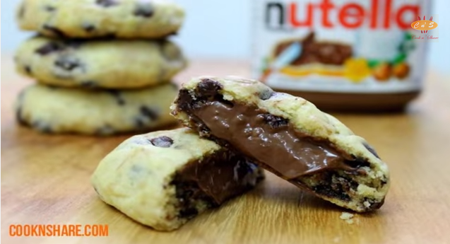 What Fantastic Recipe For Chocolate Chip Cookies With A Twist