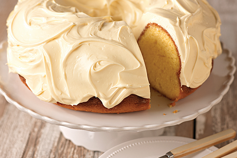 An Amazing Lucious Lemon Pound Cake To Make