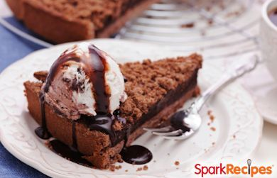 Try This Fudge Brownie Recipe.. A Hot Fudge Brownie Cake