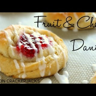 A Quick and Easy Homemade Danish Pastry Recipe