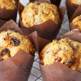 One Of Those Great Muffins Recipe That Is Diabetic Friendly For These Toffee Apple Muffins