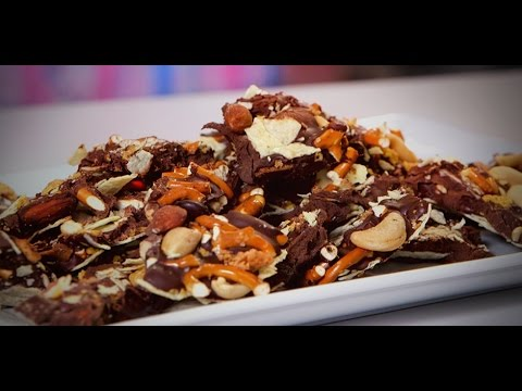 How To Make Easy Chocolate Bark Recipe