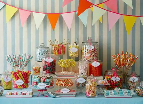 a great guide on how to create a diy candy buffet rh afternoonbakingwithgrandma com diy candy buffet ideas diy candy buffet containers
