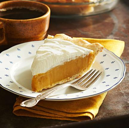 love butterscotch pie it reminds me of my school days so when I came ...
