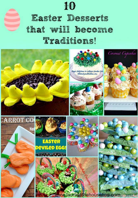 10 Great Easter Treats
