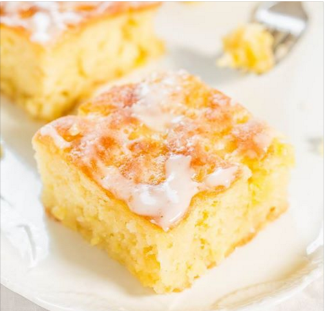 Pineapple Cake Mix Recipes Easy