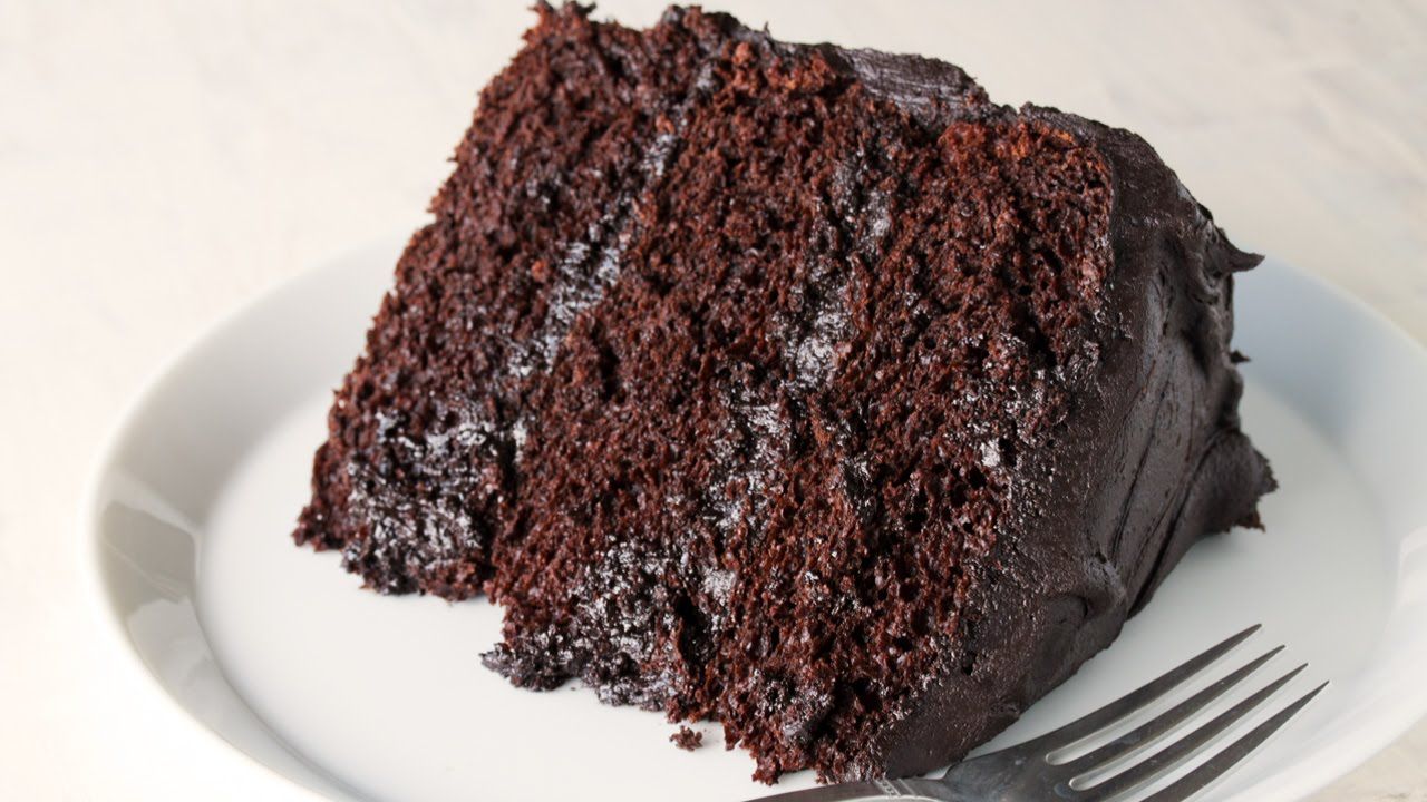 How To Make Chocolate Cake On Youtube