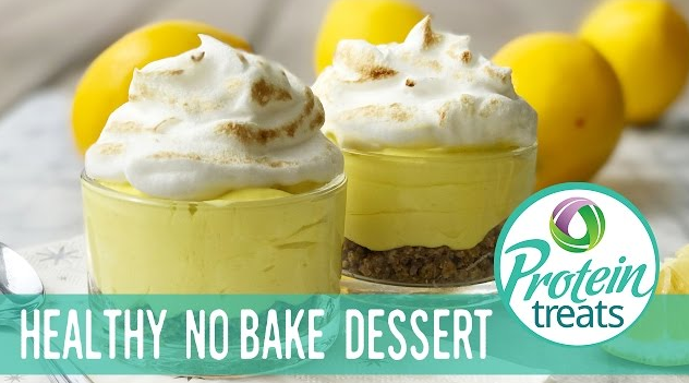 No Bake Lemon Dessert