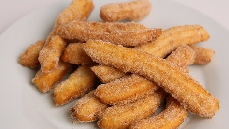 Irresistable Homemade Churros Recipe