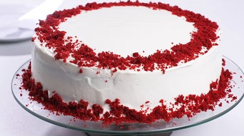Make This Beautiful Red Velvet Cake Today