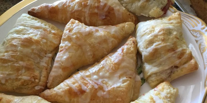 Easy Caramel Apple Turnover Recipe