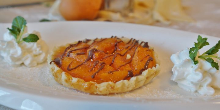 Easy Apricot Tart Recipe