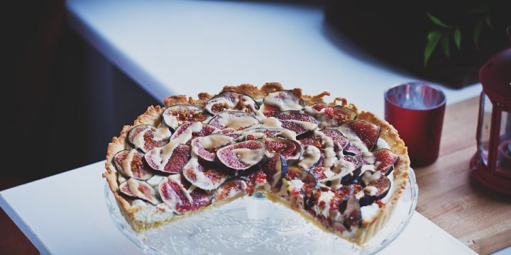 Fig and Mascarpone Pie Recipe