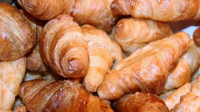 Flaky Butter Croissant Recipe