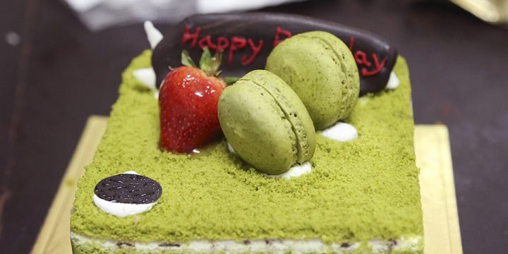 Green Matcha Cake Recipe