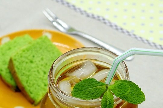 Lemon Ginger Sweet Tea Recipe