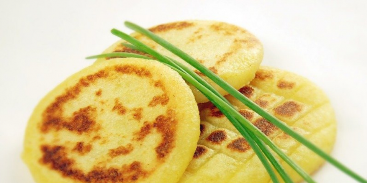 Leftover Mashed Potato Pancake Recipe