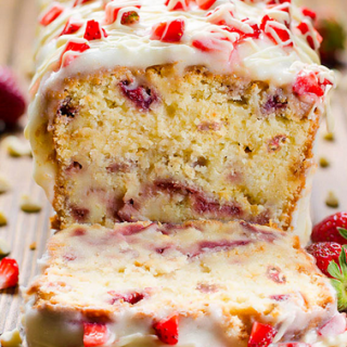 Strawberry Pound Cake Recipe For That Afternoon Tea Party