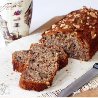 A Fabulous Bread Recipe ...Banana and Coconut Bread