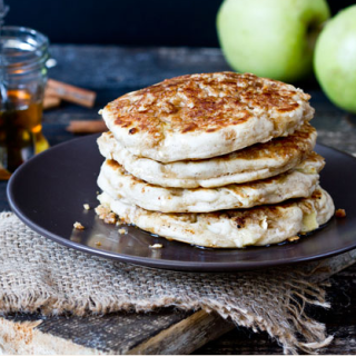 Yummy Apple Crisp Easy Pancake Recipe