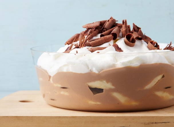 A Delightful Creamy Milk Chocolate Banana Pudding Recipe