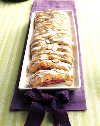What An Amazing Cheesecake Recipe ...Cherry Cheesecake Coffee Cake