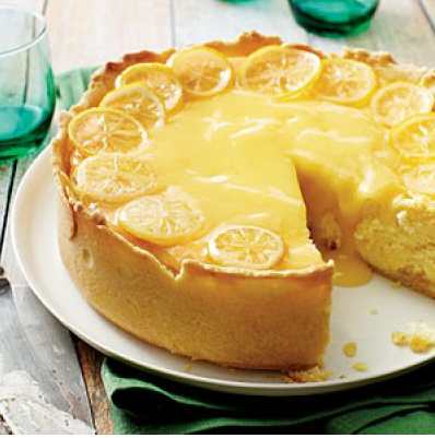 Lemon Bar Cheesecake.. A Simple Cheesecake Recipe