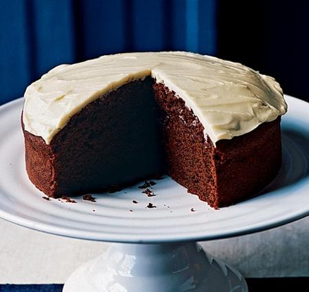 A Rich Chocolate Beetroot Sponge Cake Recipe