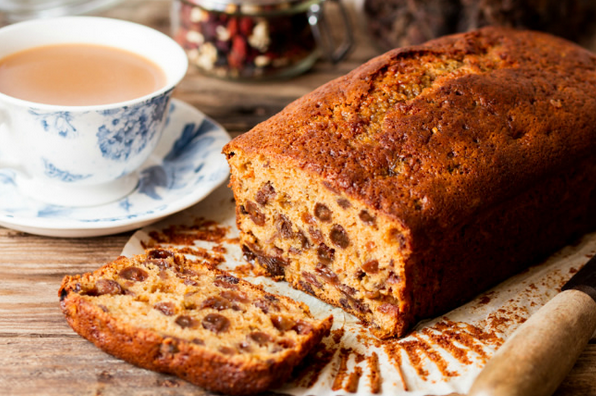 A Wonderful Homemade Bread Is This Fruity Tea Bread Recipe