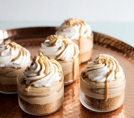 One Of Those Great Peanut Butter Cake Recipes In This No-Bake Peanut Butter Cheesecake