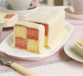 A Traditional English Battenberg Cake Recipe
