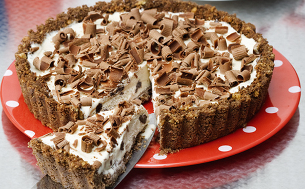 A Great Party Dessert Is This Chocolate Ice Cream Pie