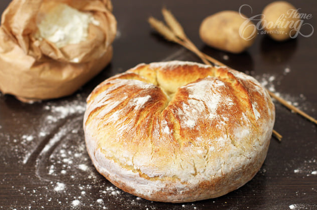 Why Not Bake Your Own Potato Bread