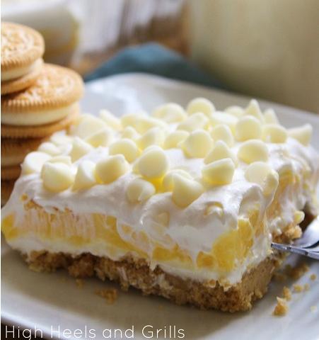 Vanilla Dreamboat Dessert.. One Of Those Quick Easy Desserts To Make
