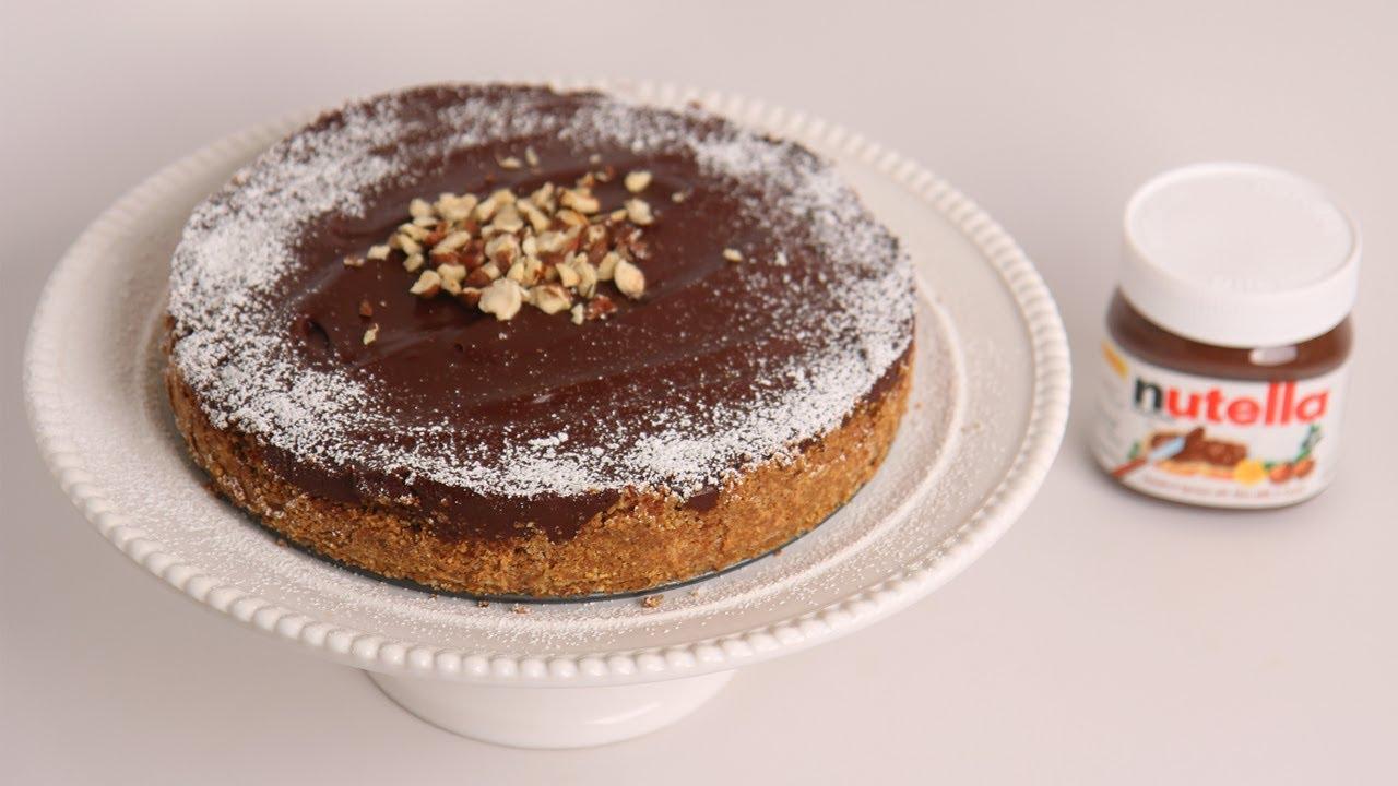 A Delicious No Bake Nutella Cheesecake Recipe