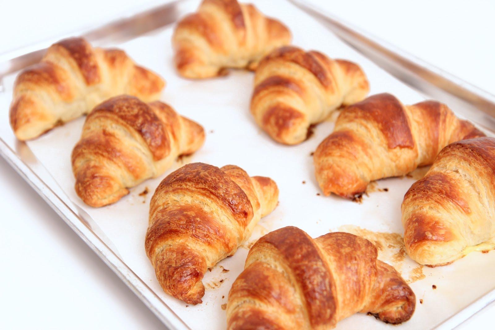 A Really Delightful Croissant Recipe