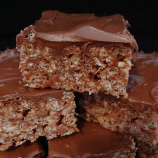 Delicious Nutella Rice Krispies Treats Recipe