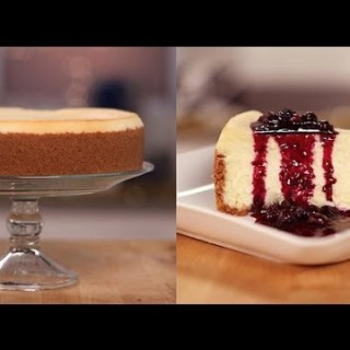 Why Not Try This Original New York Style Cheesecake Recipe From The Cheesecake Factory