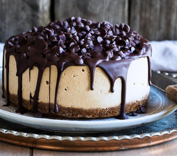 A Wonderful Vegan Mocha Chocolate Cheesecake Recipe