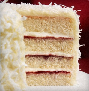how to make a layered cake with filling