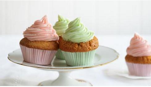 A Really Super Vanilla Cupcake Recipe