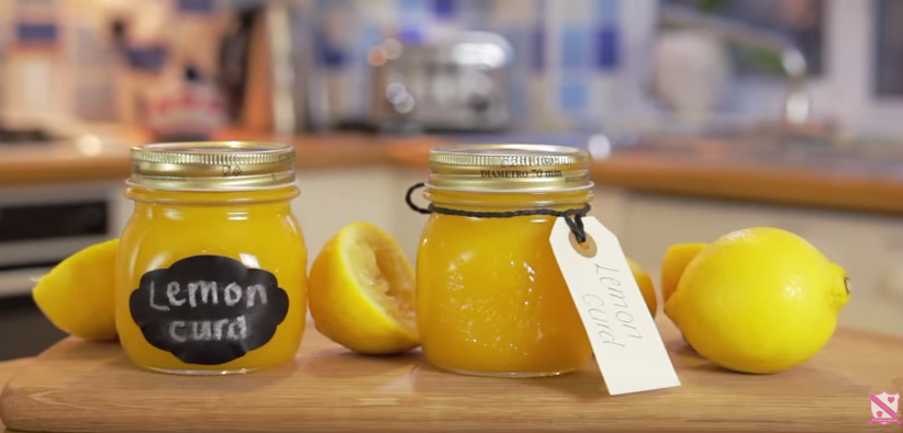 How To Make Amazing Lemon Curd