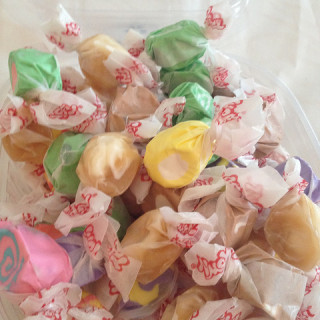 Home- Made Salt Water Taffy Recipe