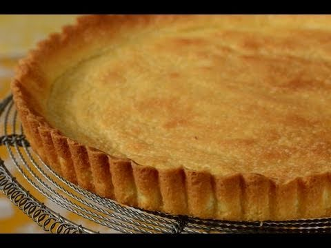 A Shortbread Recipe On How To Make A Shortbread Pie Crust