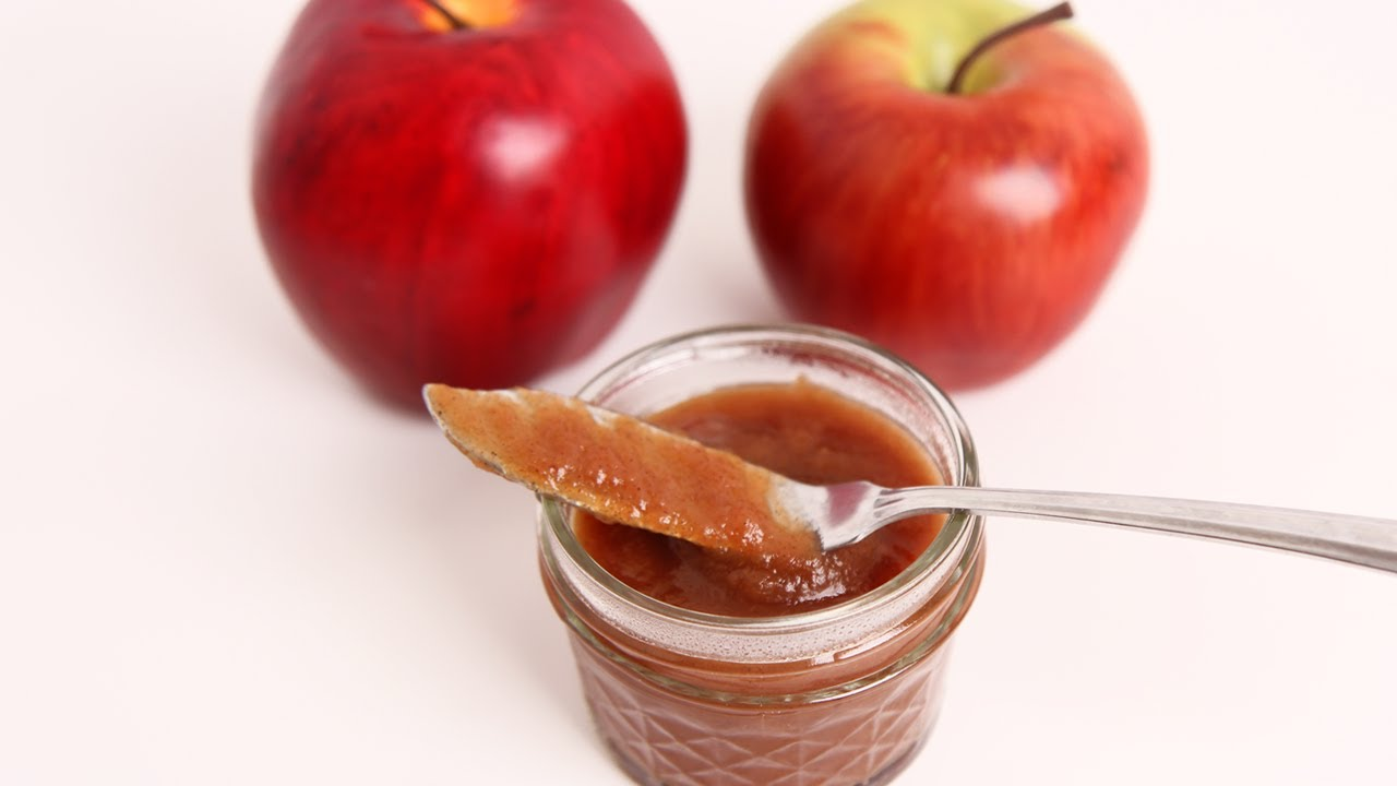 Homemade Delicious Apple Butter Recipe