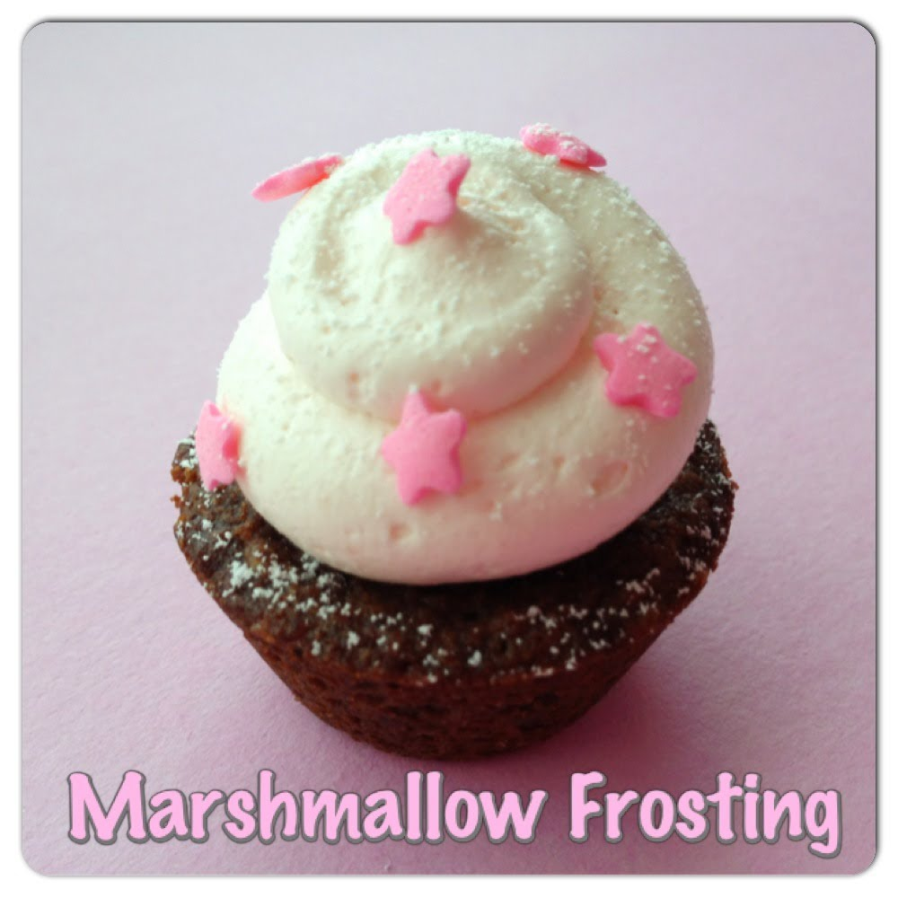 How To Make Easy Marshmallow Frosting