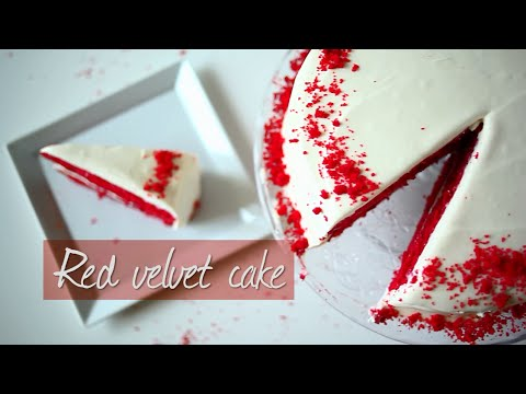 Looking For That Perfect Red Velvet Cake Recipe ? Then This Could Be The One