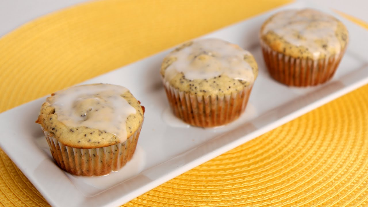 What A Recipe For These Lemon Poppy Seed Muffins