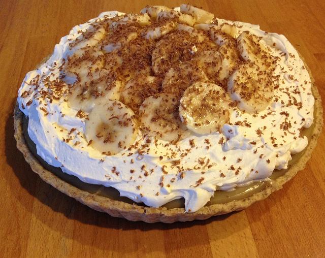 A Delight Banoffee Pie Recipe.. Looks So Good
