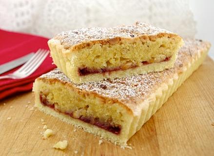 A Wonderful Italian Tart La Pinolata Made With Pine Nuts